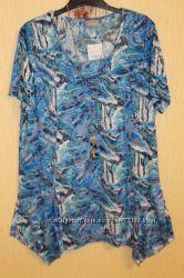 Новая блуза-туника CANDA, размер XL-XXL