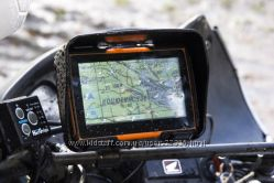 Мото GPS навигатор Prolech 4. 3 MT4302
