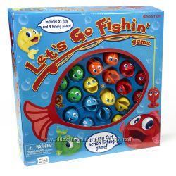 Рыбалка настольная игра Let´s Go Fishin´