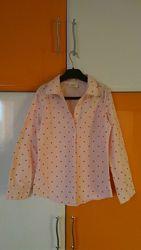 Рубашка на девочку 7-8 лет Crazy 8