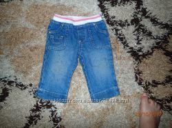 Продам джинсы на девочку и теплый свитер на флисе.