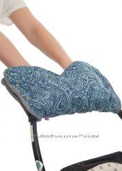 Муфта для рук на коляску теплые, красивые