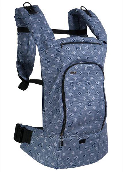 Эрго  рюкзак, переноска I love mum, в наличии