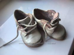 туфельки осенние melania, 18 разм