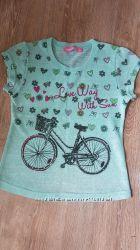 Продам футболки для девочки