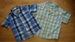 Рубашки на мальчика 1-2 лет