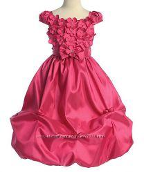 Роскошное платье для леди 9-10 лет, пр-во США