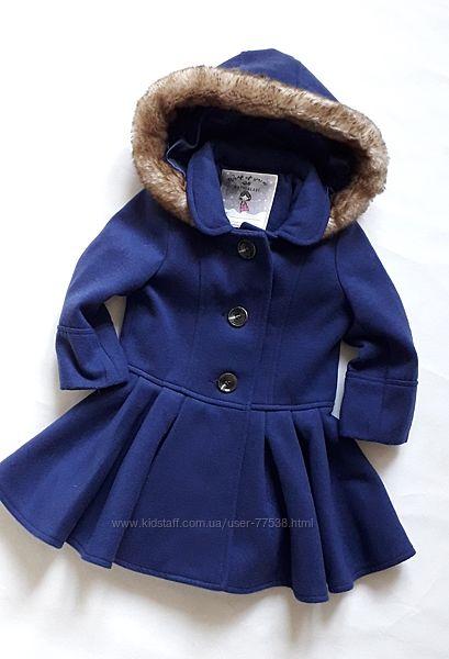 Пальто Mothercare 9-12  мес