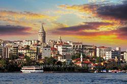 Султан Сулейман и Хюррем Султан. Туры в Стамбул Город - Легенду