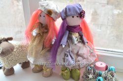 Интерьерные куколки 37см