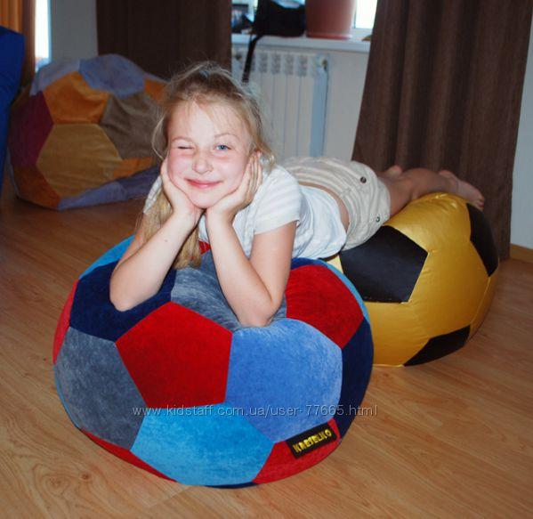 Кресло-мяч, кресло-груша, бескаркасная мебель