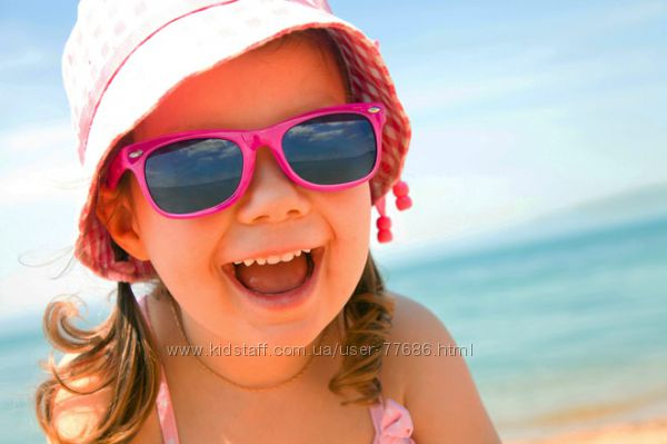 Дисней. Пляжная сумка с Олафом, очки от солнца. Девочкам