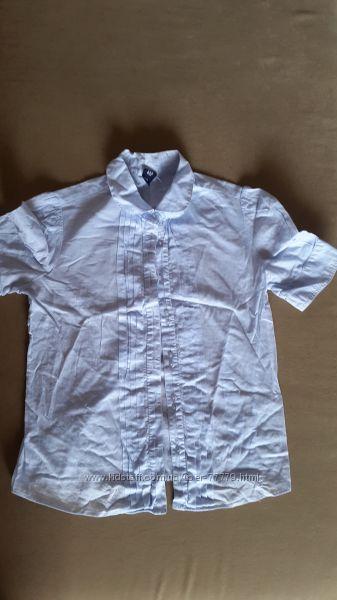 Летняя воздушная блузка GAP XS