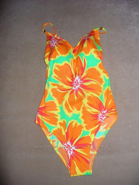 Яркий солнечный купальник