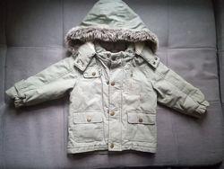 демисезонная куртка COOL CLUB р. 80 и р. 86