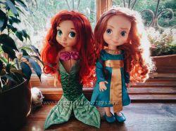 Принцессы Ариель и Мерида от Disney