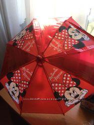 Резиновые сапожки и зонтик Minnie Mouse