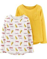 Туники, футболки, регланы GAP, Carters, Crazy8 для девочек 8-14 лет.