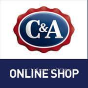 Помощь в выкупе и доставке с магазина Cunda C&A Германия.