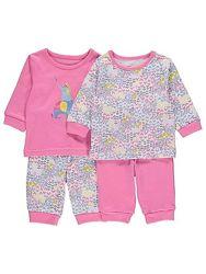 Пижамки для детей 1,5-5 лет. США, Англия.
