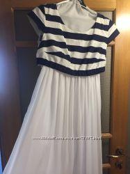 Платье Украинской фабрики Леся
