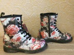 Шикарнейшие деми ботинки B&G. Красивенные, удобные, легкие. р. 30-33. Налич