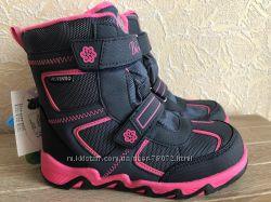 Супер-теплые, супер-легке, зимние термо-ботинки B&G. Низкая цена. Наличие