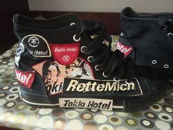 Кеды Tokio Hotel