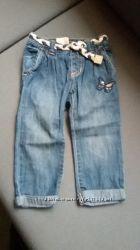 джинсы для барышни до 2 лет OLD NAVY