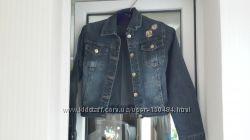 куртка джинсовая на рост 158-160