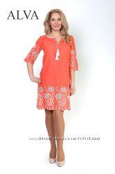 Платье ALVA 48размер