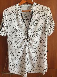 Лёгкая блуза  46 разм