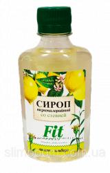 Сироп ФитПарад   Лимон-имбирь  со стевией