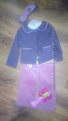 Шикарный костюм-троечка на манюню