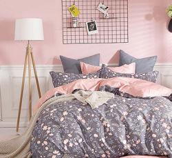Комплект постельного белья с компаньоном r4170. Все размеры