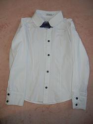 Блузы школьные рост 134-146