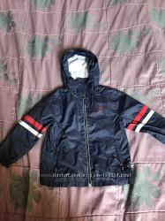 Курточки, ветровка и меховушка
