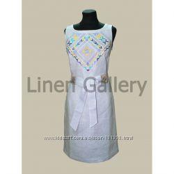 Платье ТМ Галерея Льна