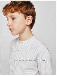 Рубашки школьные  Англия MANGO H&M
