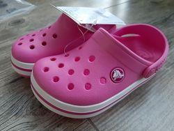 кроксы Crocs  С9 C13 J1