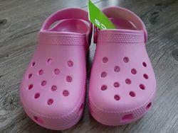 кроксы Crocs С12  размер 29-30