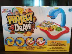 Проектор для рисования Grafix Project & Draw