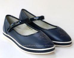 Школьные туфли для девочки, Том. м, код 718
