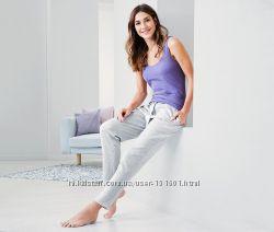 Комфортные брюки для дома и отдыха внутри плюш 48-50р евро Tcm Tchibo Герма