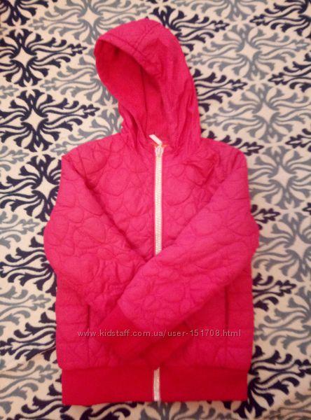 Деми курточка для девочки.