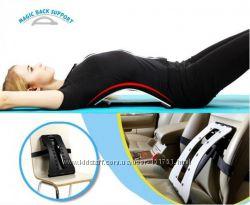 Тренажер - массажер  для спины мостик MAGIC BACK SUPPORT