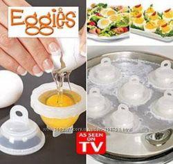 Формы для варки яиц Eggs 6шт в комплекте
