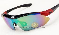 Лучший подарок - Спортивные, вело, тактические очки отличного качества