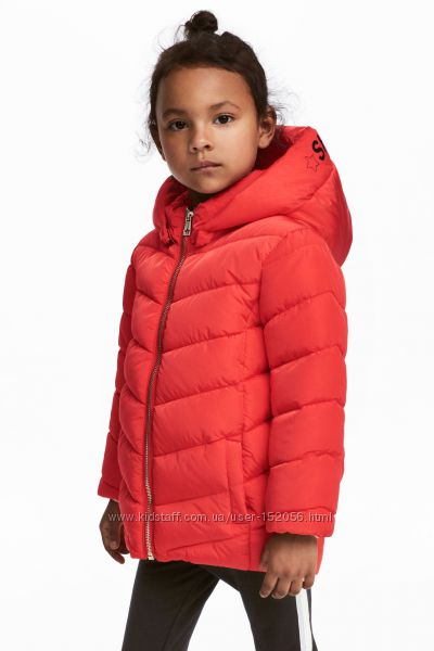 Куртка демисезон-еврозима на девочку H&M