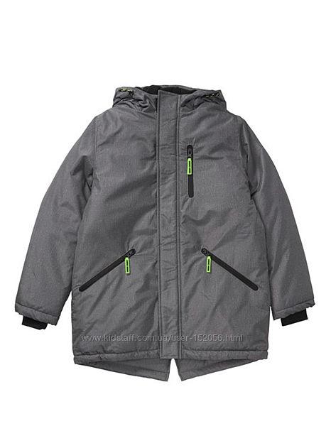 Куртка зимняя удоиненная YFK германия